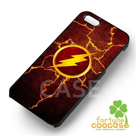 The Flash Iphone 5c the flash lighting symbol enls for iphone 7 iphone 7