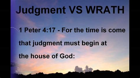 judgment begins at the house of god judgment begins house of god pt i youtube