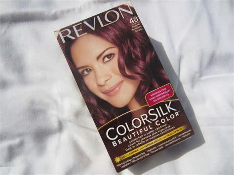 revlon iron turned hair pink streaks the beauty hippie project burgundy hair revlon