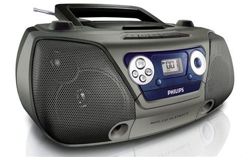 Cd Player Usb Mobil philips az1852 portable fm radio cd player cassette usb direct mp3 boombox ebay