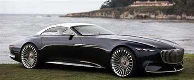 maybach new car mercedes maybach reveals new futuristic convertible