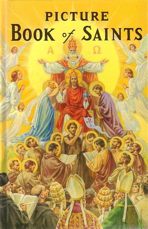 Picture Book Of Saints Seton Educational Media
