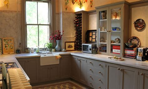 Kitchen Painting Ideas With Oak Cabinets by Painted Shaker Kitchens Home Decor And Interior Design