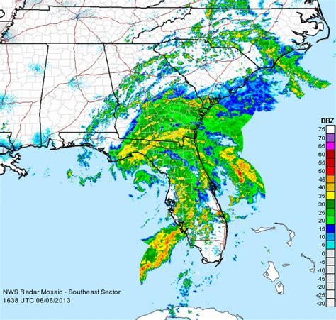 jacksonville florida weather forecast and radar storm update mayor brown warns residents to prepare for