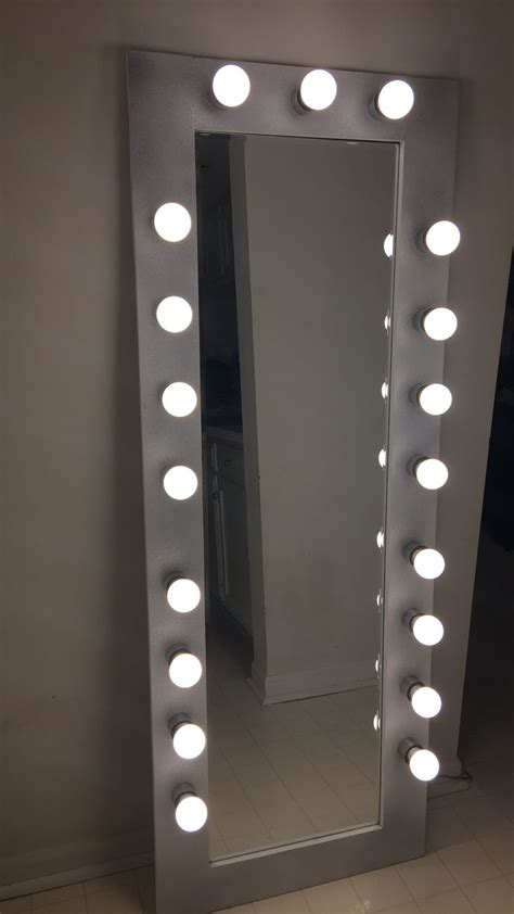length mirror with lights best 25 mirror ideas on length