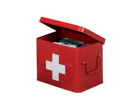 cassetta di medicazione quale 232 il contenuto per la cassetta di pronto soccorso