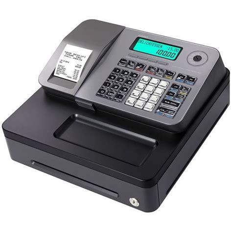Casio Se S100 Register casio se s100 electronic register silver