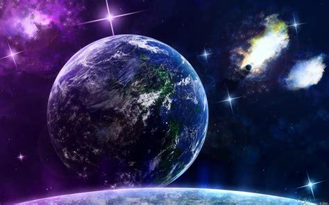 beautify worldwide космос земля звезды планеты обои для рабочего стола
