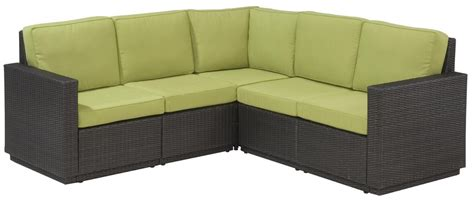 Patio Sectional Sofa Outdoor Sectional Sofa Garden Of Wicker