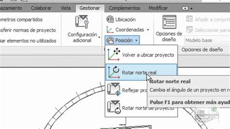 tutorial revit 2011 español pdf gratis revit tutorial como cambiar o rotar norte youtube