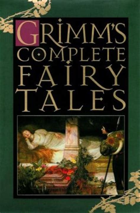 the illustrated stanshall a fairytale of grimm books grimms complete tales by brothers grimm
