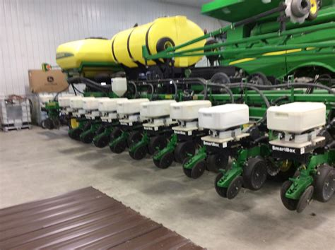 Deere Db60 Planter by Wisconsin Ag Connection Deere Db60 Row Crop Planters For Sale