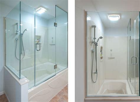 10000 bathroom remodel shower update dave fox