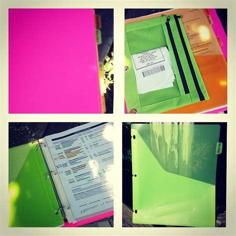 nursing school organization nursing school binder how to organize it and what to