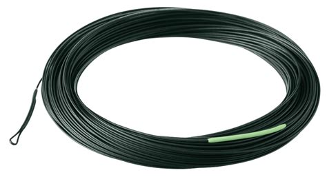 in touch sinking line intouch sinking fly line 3 8 ips sink rate lake