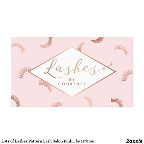 Eyelash Business Cards