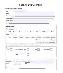 pdf form templates free t shirt order form template 21 free word pdf format