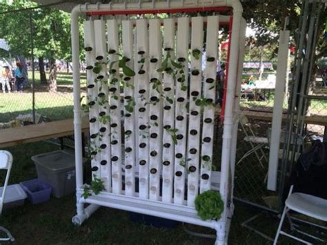 vertical gardening system a robotic vertical garden you can build with hardware