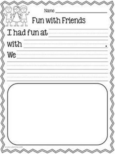 15 best images of personal narrative writing worksheets
