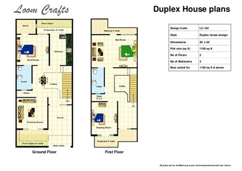home design 20 50 20 x 50 house floor plans designs wood floors