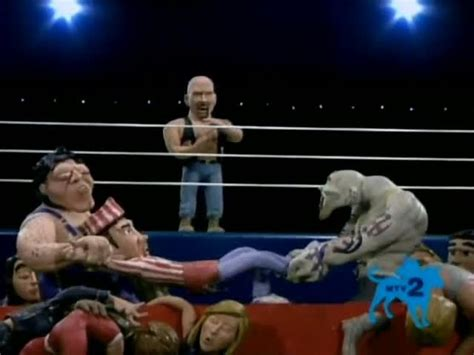 celebrity deathmatch season 4 watch celebrity deathmatch season 3 episode 4 freak fights