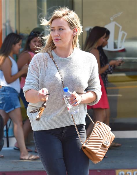 Hilary Bag 35 pics that illustrate hilary duff s seemingly endless