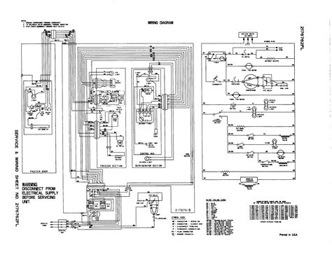 true refrigerator gdm 49 wiring diagram wiring diagram