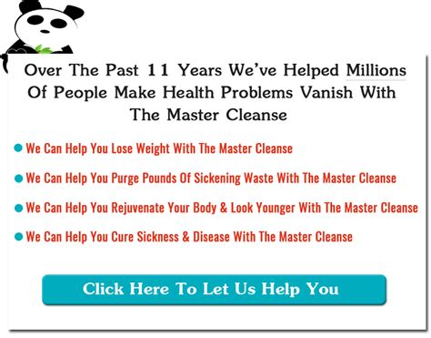 Benefits Of The Master Cleanse Detox by 14 Benefits You Ll Enjoy By Doing The Master Cleanse In 2017