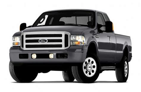 2005 ford truck 2005 ford f 250 overview cars