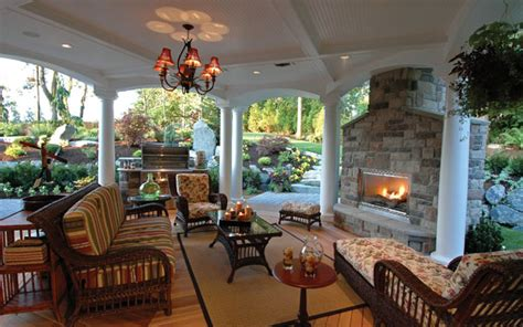 house plans with outdoor living areas outdoor living trends house plans and more