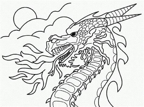 dibujos para colorear de dragon city cabeza de drag 243 n echando fuego por la boca