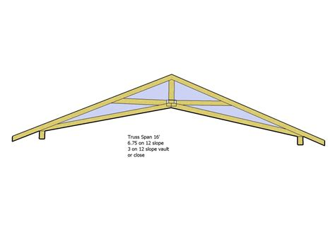 vaulted ceiling trusses anyone pictures of vaulted ceilings stick framed framing contractor talk