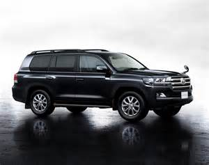 Land Crusier Toyota 2016 Toyota Land Cruiser Facelift Features And Photos