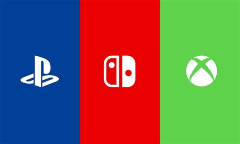 xbox one vs ps4 console ps4 pro vs xbox one vs nintendo switch which console is
