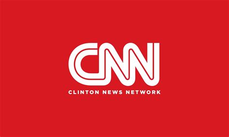 news network does cnn stand for clinton news network