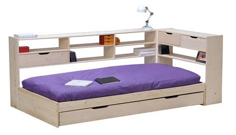 lit une place tiroir lit une personne avec rangement amazing suprieur lit