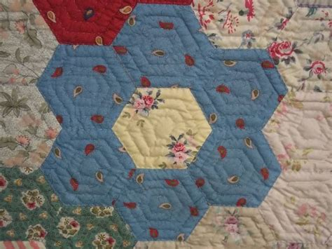 Patchwork Gardens by Grandmother S Garden Patchwork Quilt Embroidery
