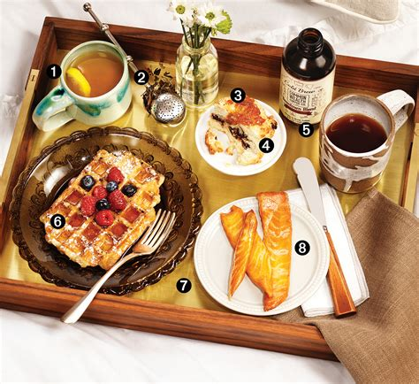 breakfast in bed breakfast in bed better with these local products