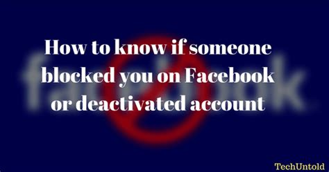 Can You Find Out If Someone Has A Criminal Record How To If Someone Blocked You On Or Deactivated Account