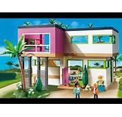 Playmobil 2015 CITY LIFE Haus Maison Moderne Luxusvilla 5574  YouTube