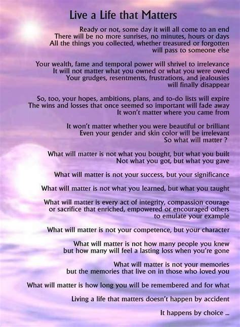 Long Inspirational Poems And Quotes. QuotesGram