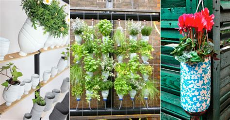 Pet Bottle Vertical Garden 20 Creative Ways To Use An Bottle