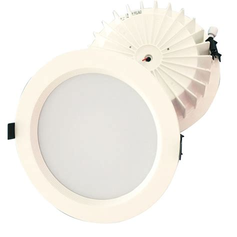 Fitting Lu Downlight about