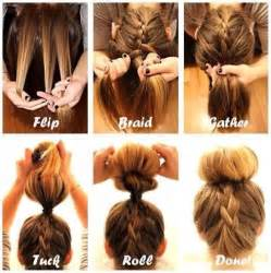 hairstyles tutorial braided bun hairstyles tumblr hollywood official