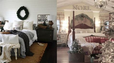 21 cozy christmas bedroom decor ideas interior god