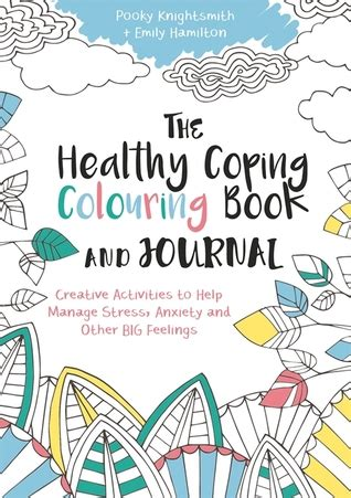 the of creative coping books the healthy coping colouring book and journal creative