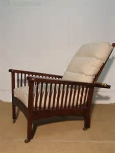arts and crafts recliner chair arts crafts morris reclining chair antiques atlas