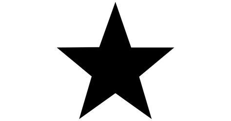 Imagenes Negras Con Estrellas   s 237 mbolo de estrella negra de favorito iconos gratis de