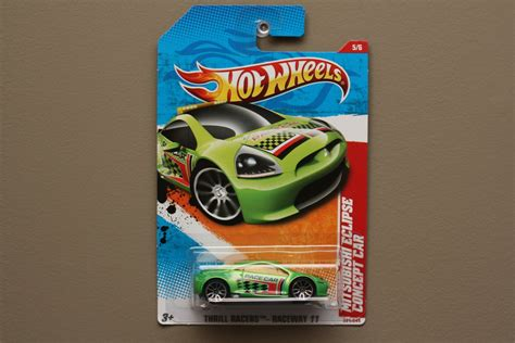 Hotwheels Thrill Racers wheels 2011 thrill racers raceway mitsubishi eclipse