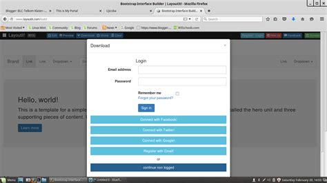 layoutit open source mei 2016 nurul af idah blc telkom klaten